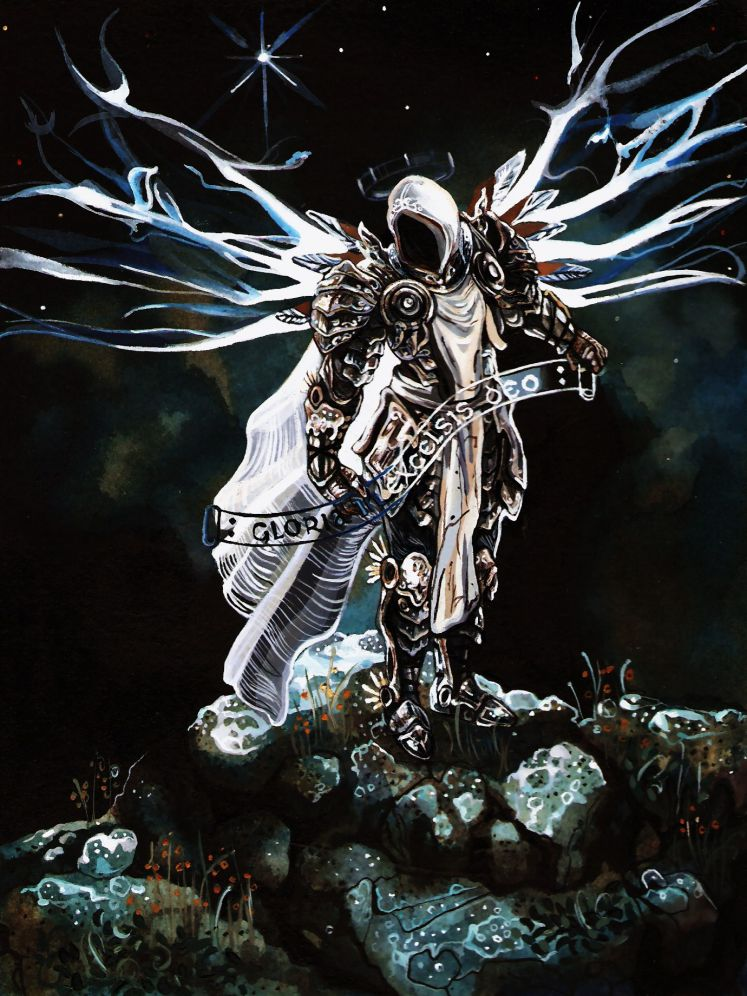 Tyrael the Herald Angel