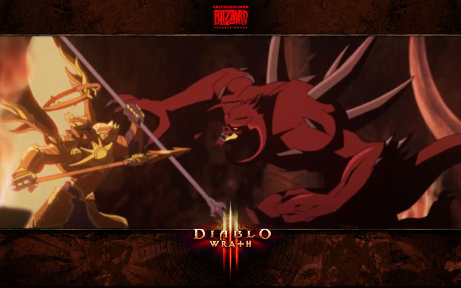 Diablo III: Wrath #6 Imperius vs Diablo