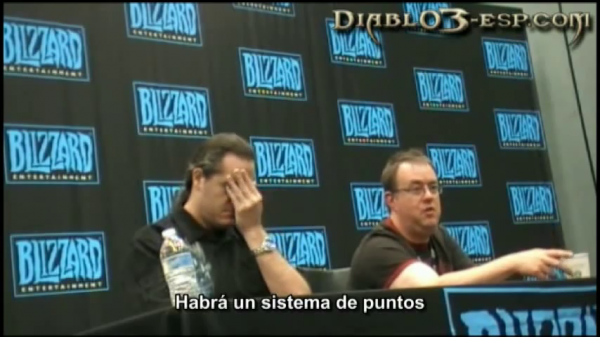 Blizzcon 2010 Interview