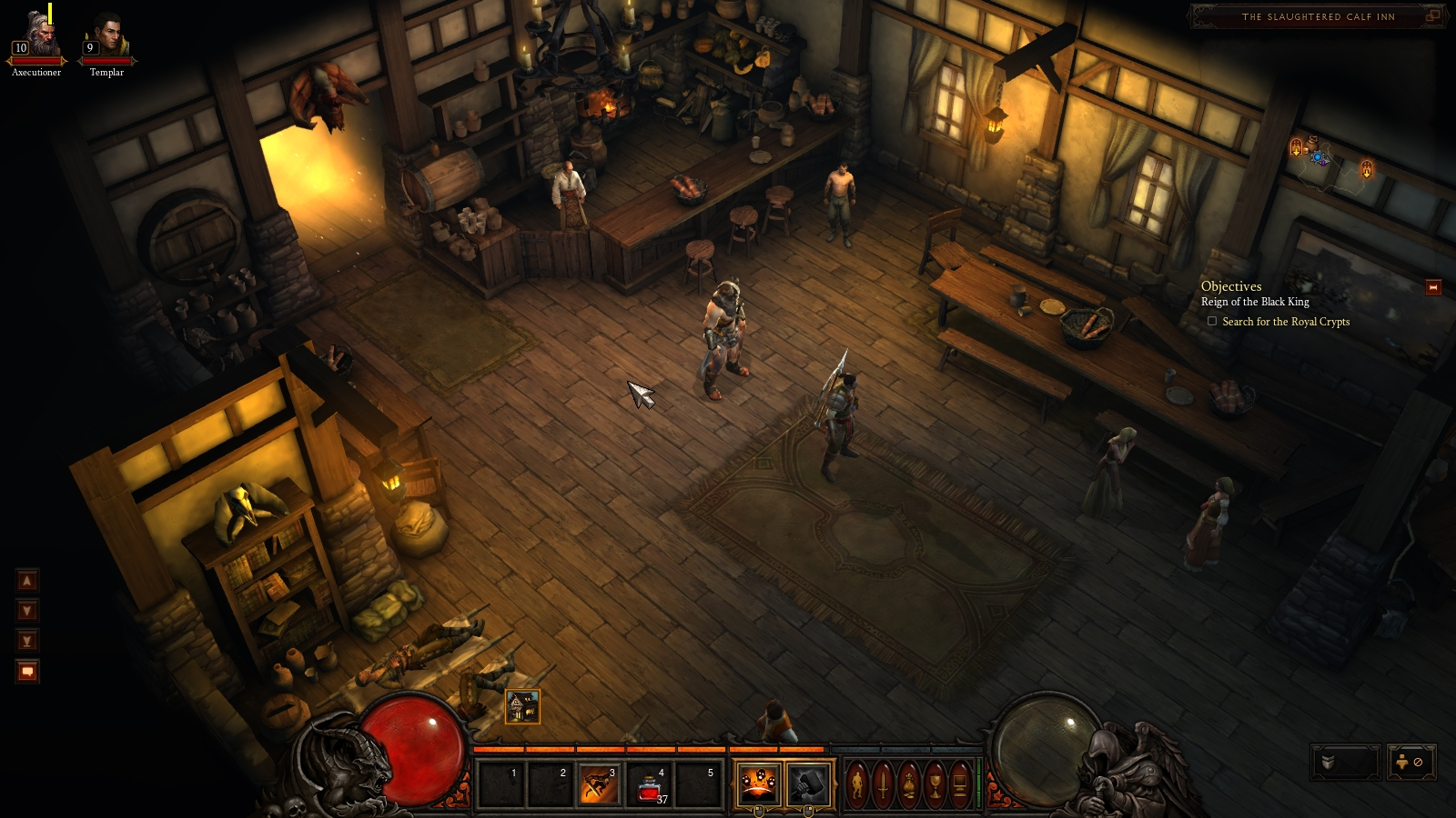 diablo 2 how to break immunities