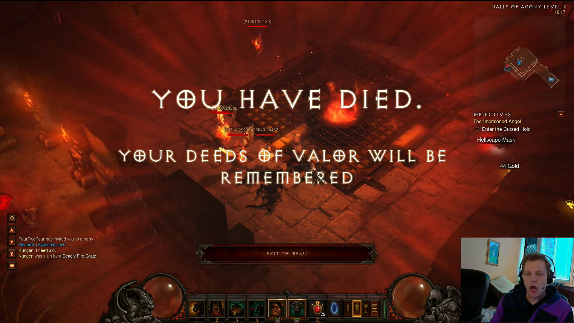Diablo 3 naked run challenge requirements fucking pics