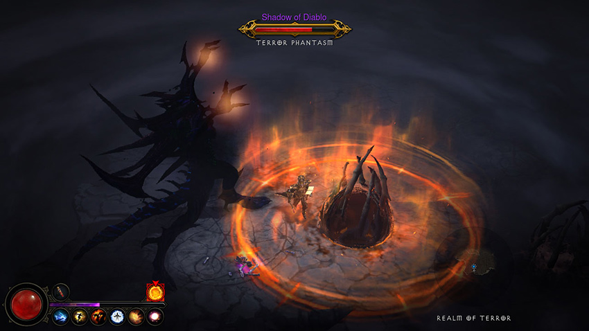 what version is diablo 3 on console