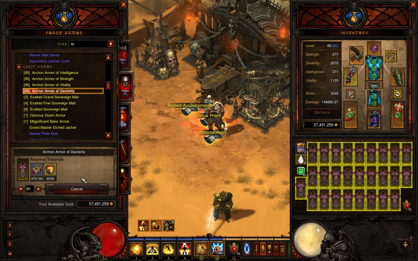 Diablo 3 Crafting is much improved in patch v108 rE4REcJN