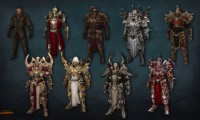 Armour Sets for the Crusader