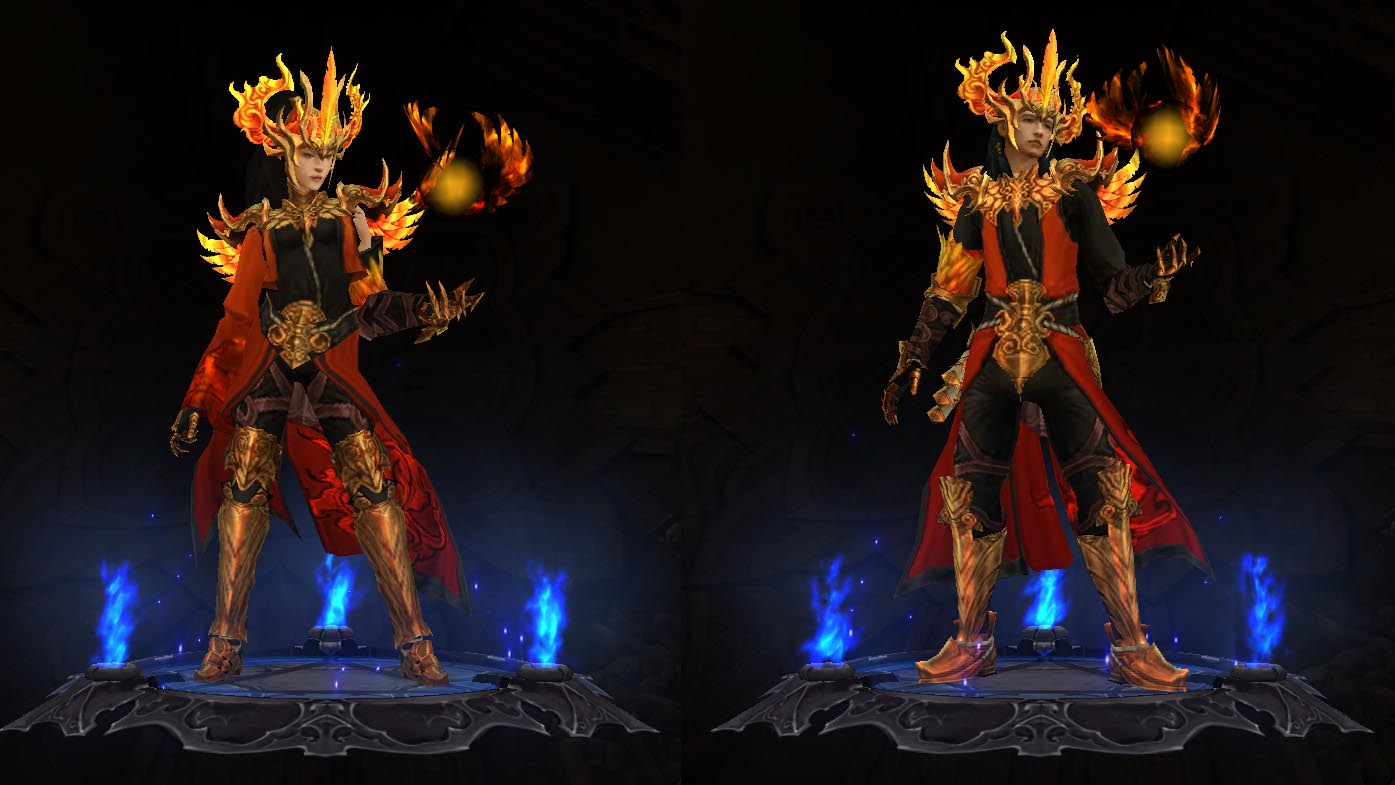 Build Chasseur Du Demon Diablo
