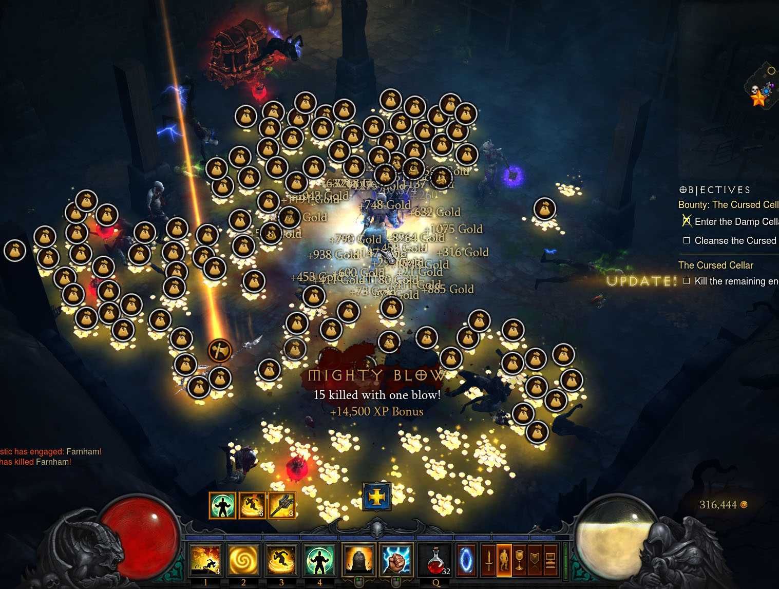 Blizzard on Legendary Gem Bugs - Diablo 3 News, Forums and Wikis