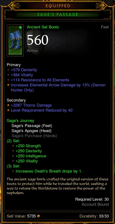 Crafting Points Diablo