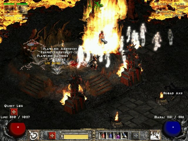 Normal/Exceptional Set Project | Page 2 | Diablo 2 and