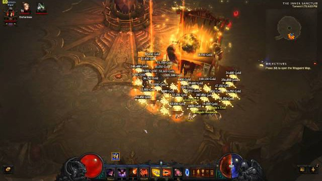 Diablo 3 Treasure Goblin 2.1.0 Patch Update