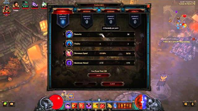 Demon Hunter cold Sentry Build 2.1