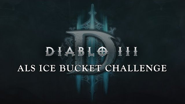 Diablo III ALS Ice Bucket Challenge - ACCEPTED