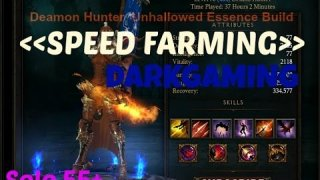 Demon Hunter S7 SPEED FARMING / SOLO 55+ [BUILD IN DESCRIPTION]