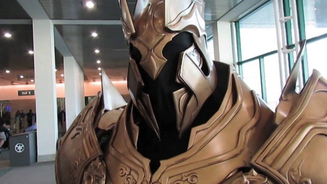 imperius Cosplay @Wondercon 2016