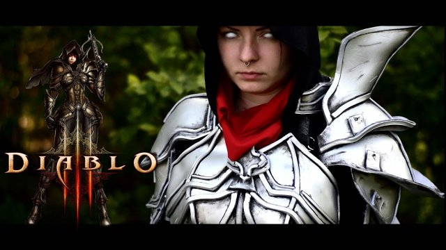 Diablo 3 (Demon Hunter) cosplay Odessa косплей Одесса