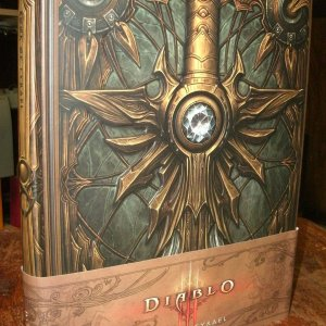 Book of Tyrael - Cover