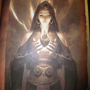 Book of Tyrael - Adria