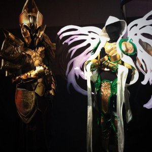 Cosplay Auriel and Imperius