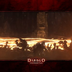 Diablo Immortal Cinematic Reveal #28 - Fury VII