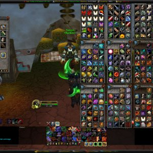 I'm a WoW Hoarder....