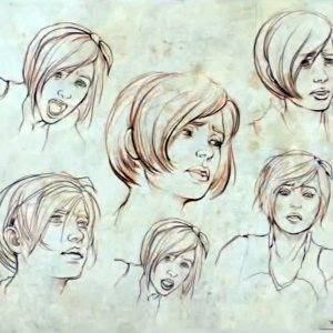 Leah faces