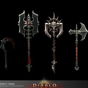 Legendary Weapons