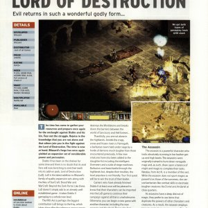PC Powerplay Lord of Destruction review