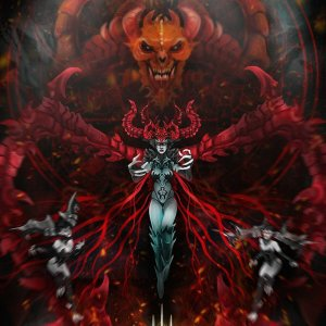 LILITH The daughter of Mephisto