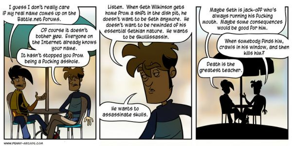 Penny Arcade on Real ID