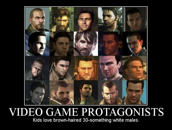 Video Game Protagonists