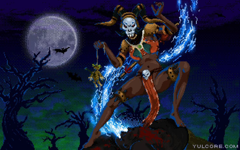 16-Bit Witch Doctor