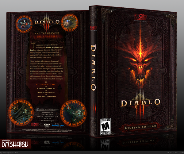 Fake D3 Collector's Edition