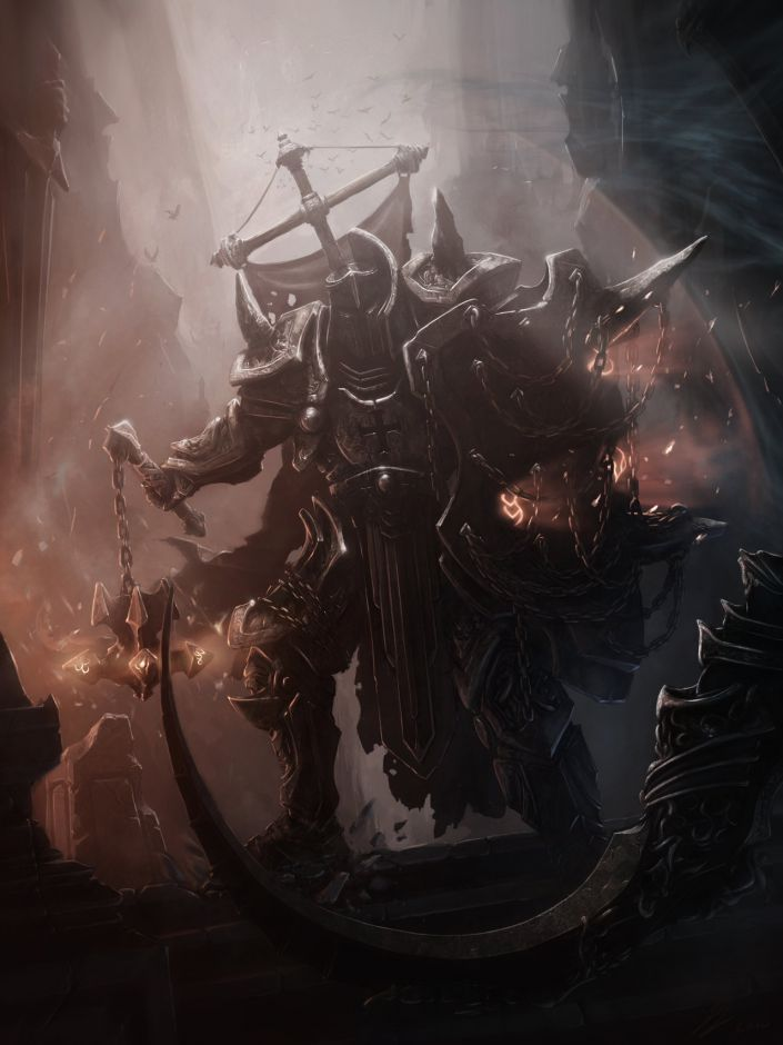 Chains of Honor - Crusader
