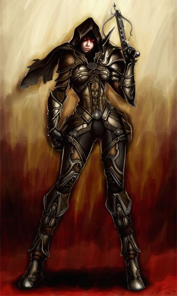 Female Demon Hunter | Diablo 3 and Diablo Forums - Diablo ...