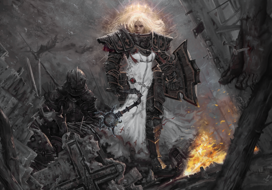 Salvation is Here - Crusader