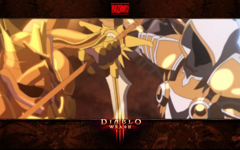 Diablo 3: Wrath #10 Imperius and Tyrael
