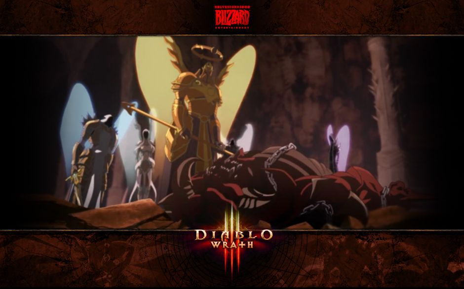 Diablo 3: Wrath #12 The Trap Has Been Sprung