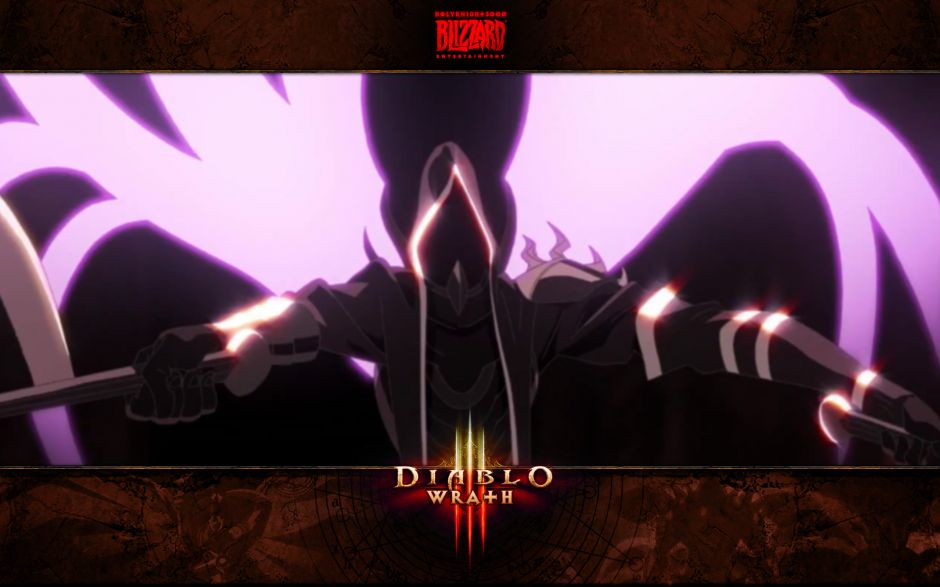 Diablo III: Wrath #3 Malthael Archangel of Wisdom