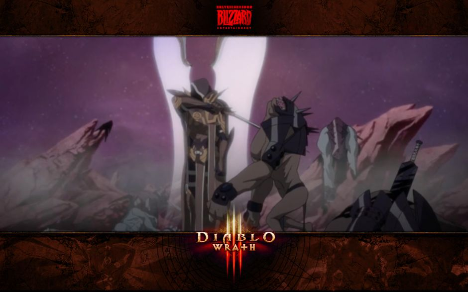 Diablo III: Wrath #4 Itherael Archangel of Fate