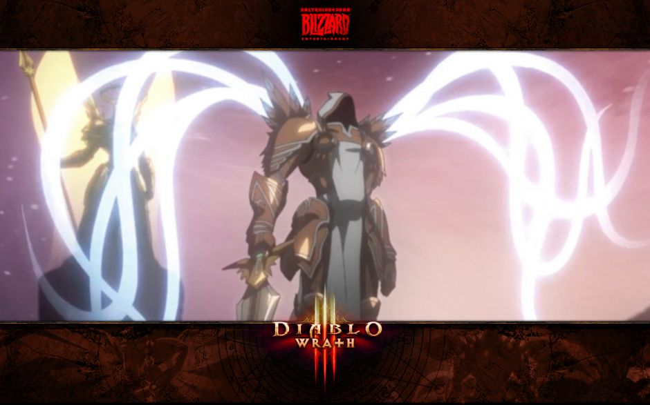Diablo III: Wrath #5 Tyrael Archangel of Justice