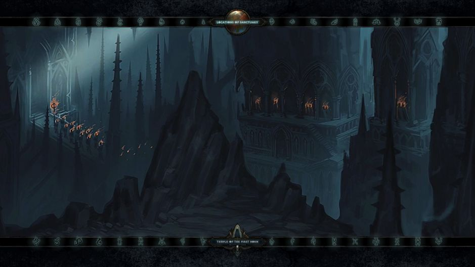 Image result for diablo 3 The Temple of the firstborn