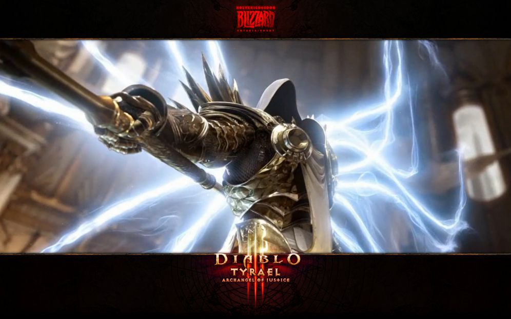 Diablo 3: Wrath #10 Imperius and Tyrael by Holyknight3000 on ...