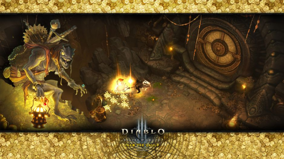 Diablo III Patch 2.1.0: Into the Vault