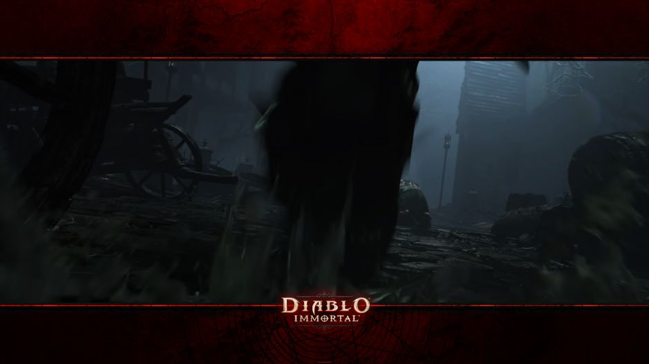 Diablo Immortal Cinematic Reveal #6: Running