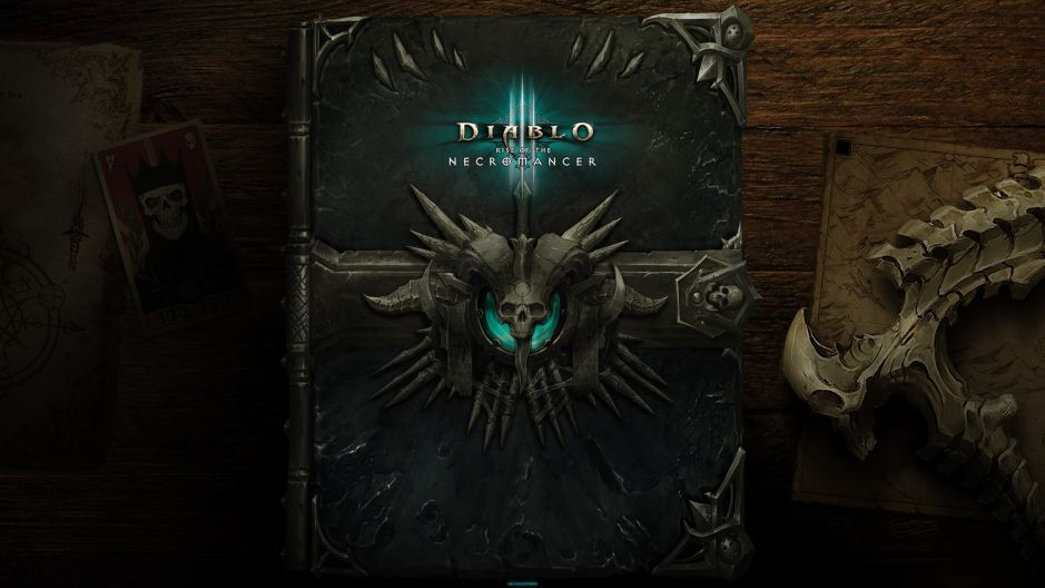 D3: Rise of the Necromancer - Book