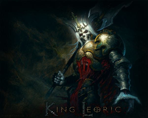 Wallpaper King Leoric