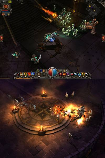 Torchlight vs. Diablo 3