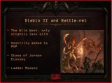 Diablo 2 and Battle.Net
