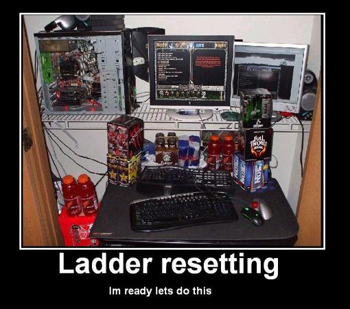 Ladder Reset