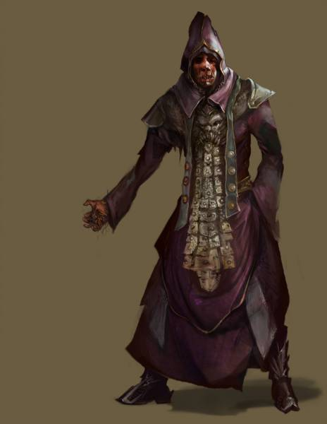 Cultist concept
