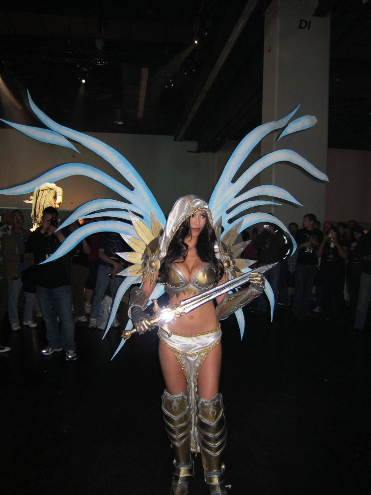 Tyrael's Secret @ Blizzcon 2011